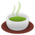 Emoji green tea google